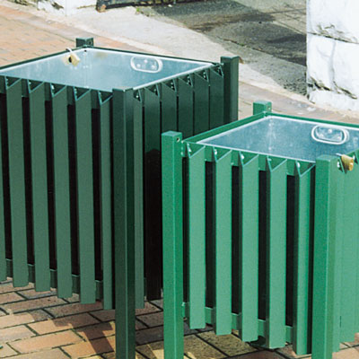 Cardiff & Brecon Bins - Open Top