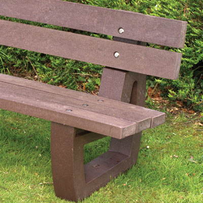 Hereford Seat Brown boards