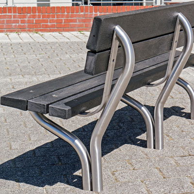 Stirling Seat (extended legs)