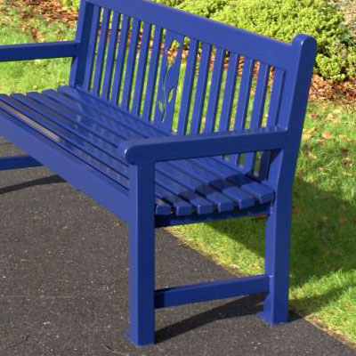 Warwick Seat in Blue