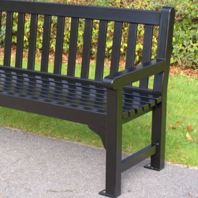 Warwick Seat in Black