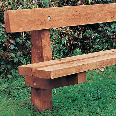 2000 Woodland Seat in European oak