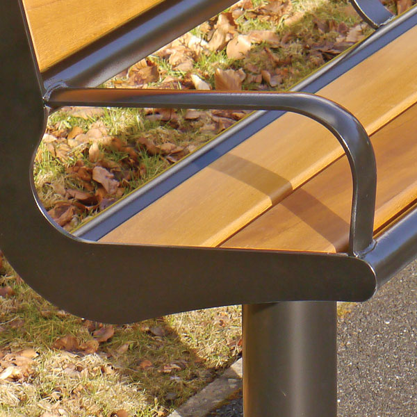 Cambourne Seat detail