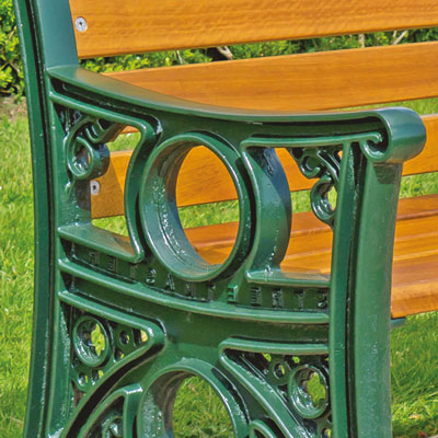 Cast Iron Seats