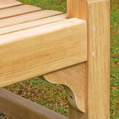 Traditional All Timber Seats