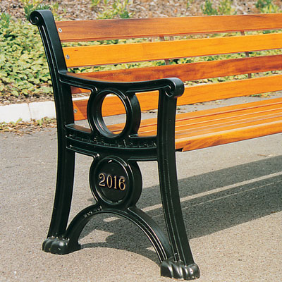 Cast iron seats Heavy Duty Seats and Benches
